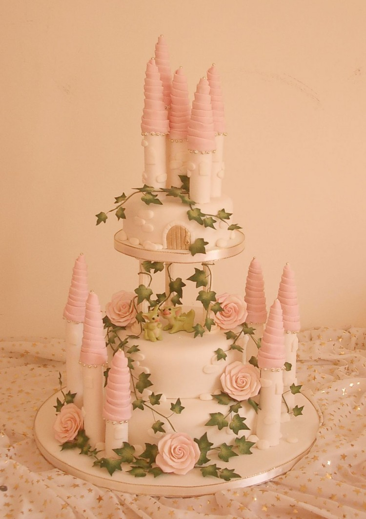 Disney Fairy Tale Wedding Cakes Picture in Wedding Cake