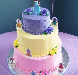 1024x1270px Disney Princess Birthday Cake Picture in Birthday Cake
