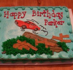1024x768px Dukes Of Hazzard Birthday Cakes For Kids Picture in Birthday Cake