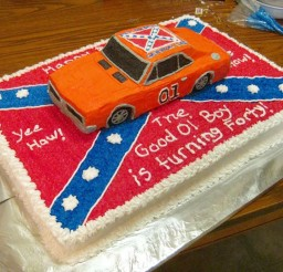 1024x768px Dukes Of Hazzard General Birthday Cakes Picture in Birthday Cake