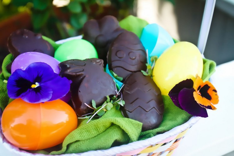 Easter Candy Easter Vegan Recipes Chocolate Peanut Butter Easter Candy Picture in Chocolate Cake