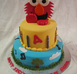 1024x1365px Elmo Birthday Cakes Design 3 Picture in Birthday Cake