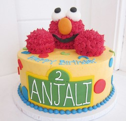 1024x1365px Elmo Birthday Cakes Design 4 Picture in Birthday Cake
