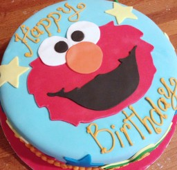 1024x884px Elmo Birthday Cakes Design 5 Picture in Birthday Cake