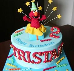 1024x1241px Elmo Birthday Cakes Design 6 Picture in Birthday Cake