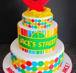 1024x1398px Elmo Birthday Cakes Design 7 Picture in Birthday Cake