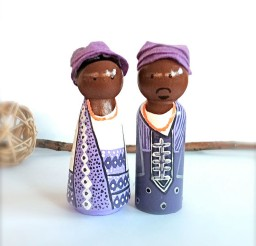 1024x1035px Ethnic African Wedding Cake Toppers Picture in Wedding Cake