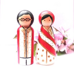 1024x1098px Ethnic Celtic Wedding Cake Topper Picture in Wedding Cake