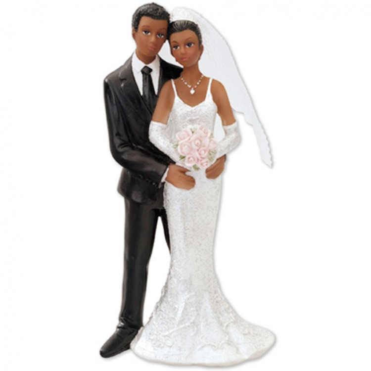 Ethnic Wedding Cake Toppers Picture in Wedding Cake