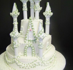 1024x1365px Fairytale Round Wedding Cakes Picture in Wedding Cake