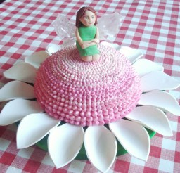 1024x810px Flower Fairy Birthday Cakes Picture in Birthday Cake