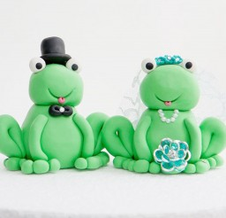 1024x814px Frog Wedding Cake Toppers Picture in Wedding Cake