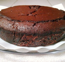 1024x768px Garbanzo Bean Flourless Chocolate Cake Picture in Chocolate Cake