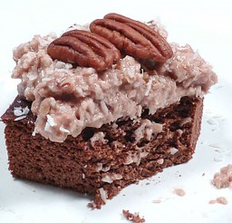 1024x768px German Chocolate Cake Desserts Picture in Chocolate Cake