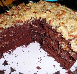 1024x772px German Chocolate Cakes Picture in Chocolate Cake