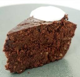 1024x704px Gluten Free Garbanzo Bean Flourless Chocolate Cake Picture in Chocolate Cake