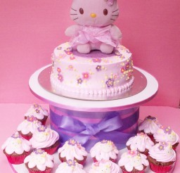 1024x1298px Hello Kitty First Birthday Cake Picture in Birthday Cake