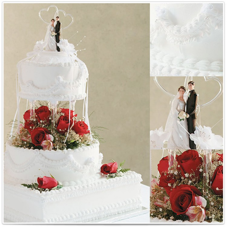 Holly Brookshires Wedding Cakes Picture in Wedding Cake