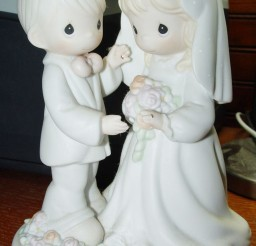 1024x1444px Precious Moments Wedding Cake Topper Picture in Wedding Cake