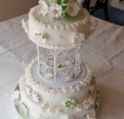 1024x1365px Jamaican Rum Wedding Cake Picture in Wedding Cake