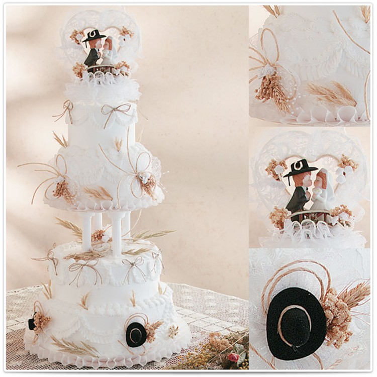 Jessica Brookshires Wedding Cakes Picture in Wedding Cake