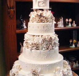 1024x1365px Konditor Meister Elegant Wedding Cakes Picture in Wedding Cake