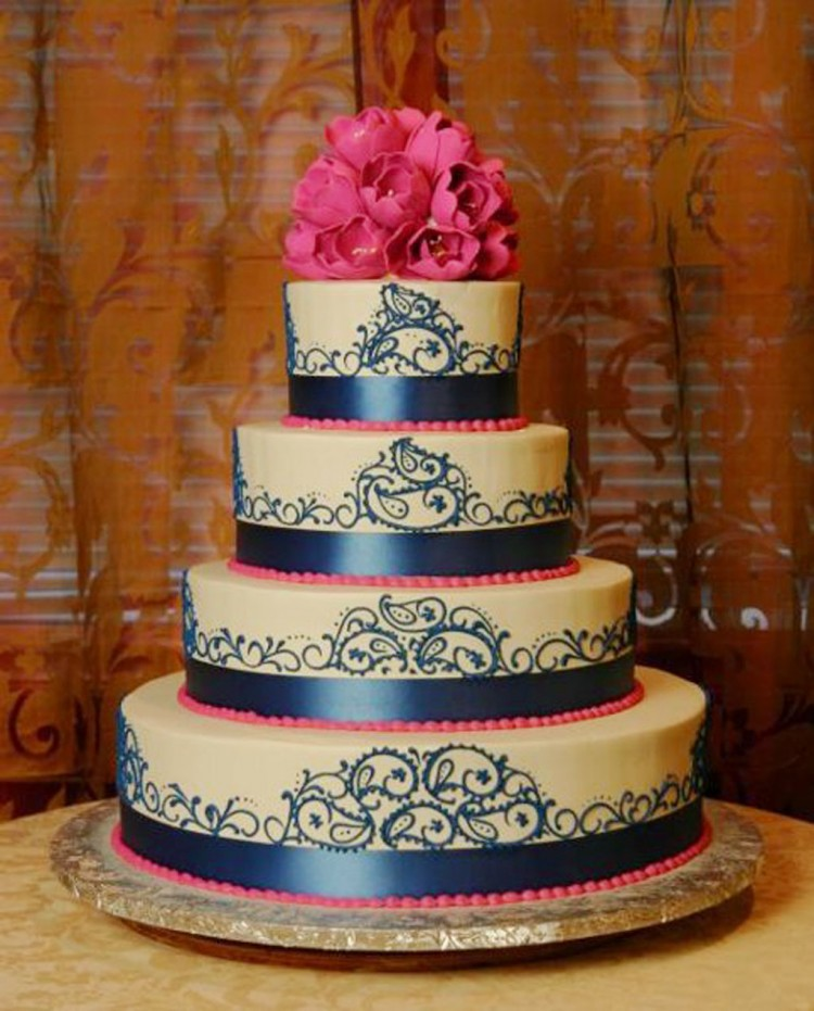Konditor Meister Wedding Cake Design Picture in Wedding Cake