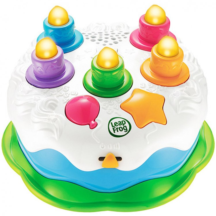 LeapFrog Birthday Cake Toy Picture in Birthday Cake
