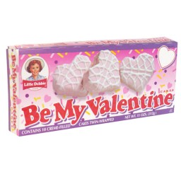 1024x1024px Little Debbie Be My Valentine Cakes Picture in Valentine Cakes