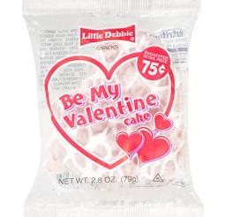 1024x1024px Little Debbie Snacks Be My Valentine Cake Picture in Valentine Cakes
