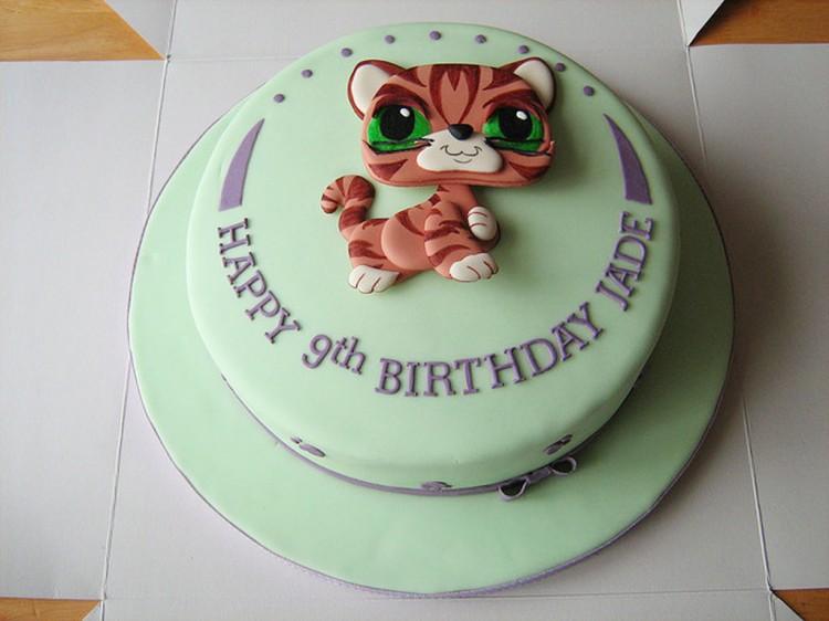 Littlest Pet Shop Birthday Cake Picture in Birthday Cake