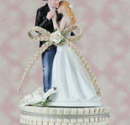 1024x1326px Love Western Wedding Cake Topper Picture in Wedding Cake