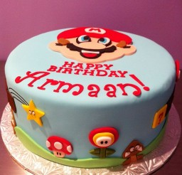 1024x1371px Mario Bros Birthday Cake Picture in Birthday Cake