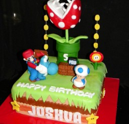 1024x1365px Mario Brothers Birthday Cake Picture in Birthday Cake