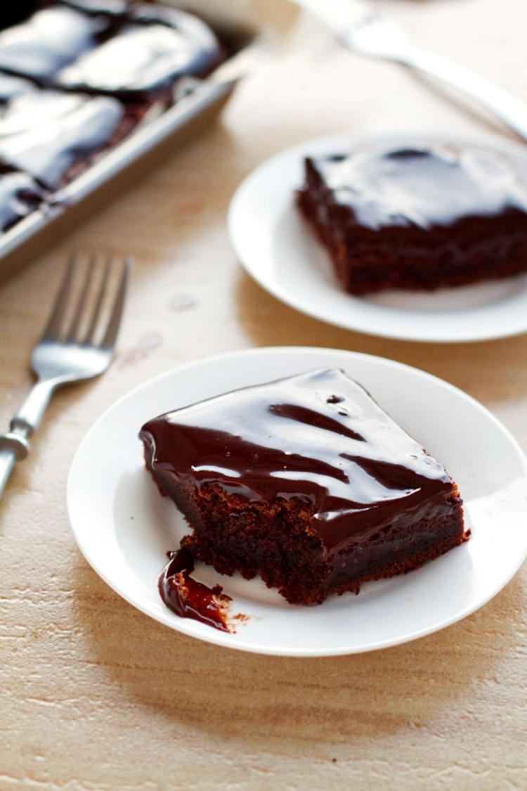 Matilda Chocolate Cake Dessert Picture in Chocolate Cake