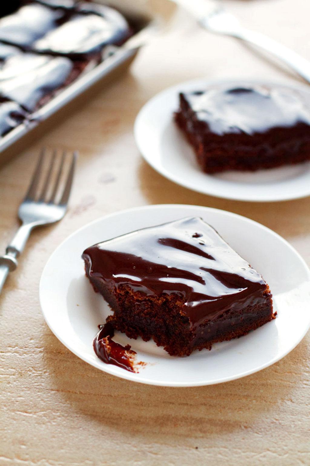 Matilda Chocolate Fudge Cake Recipe