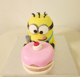 1024x917px Minion Birthday Cakes Picture in Birthday Cake