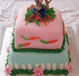 1024x1365px Peter Rabbit Birthday Cake Decoration Picture in Birthday Cake