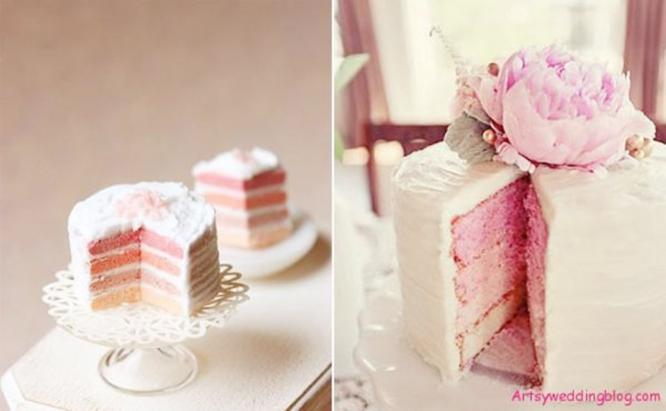 Popular Wedding Cake Fillings And Flavors Picture in Wedding Cake