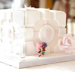 1024x682px Portal Lesbian Wedding Cake Picture in Wedding Cake