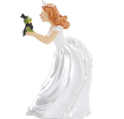1024x1024px Princess And Frog Wedding Cake Topper Picture in Wedding Cake