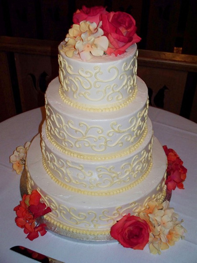 Rhode Island Wedding Cakes Picture in Wedding Cake