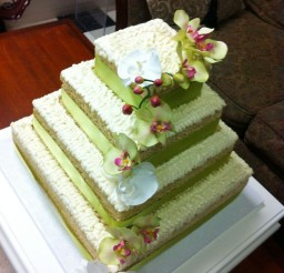 1024x1370px Rice Krispie Treat Wedding Picture in Wedding Cake