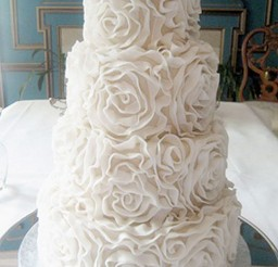 1024x1462px Romantic Wedding Cakes Picture in Wedding Cake