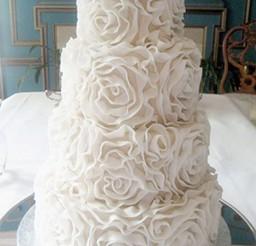 1024x1462px Romantic Wedding Cakes Picture in Wedding Cake
