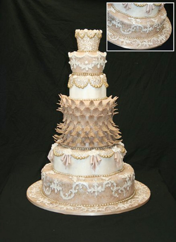 Salt Lake Carries Wedding Cakes Picture in Wedding Cake