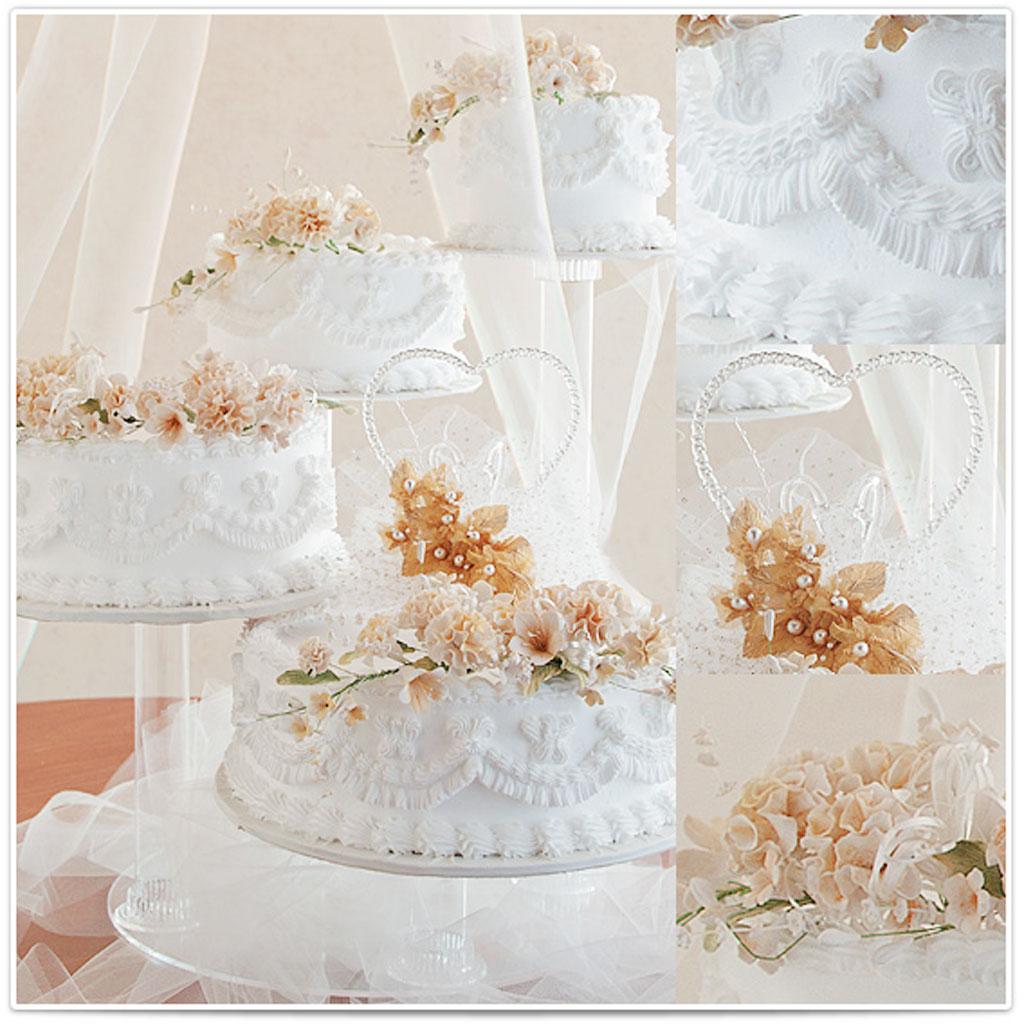 Brookshires Wedding Cakes