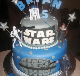 1024x1347px Star Wars Birthday Cakes Picture in Birthday Cake