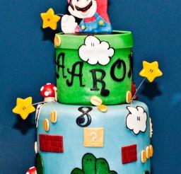 1024x1445px Super Mario Birthday Cake Themes Picture in Birthday Cake