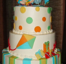 1024x1657px Swee Caillou Birthday Cake Picture in Birthday Cake